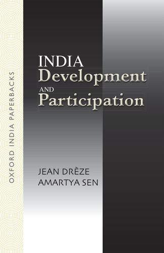 India - Development and Participation: Jean Dreze and