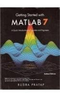 9780195680010: Getting Started with MATLAB 7 : A Quick Introduction for Scientists and Engineers