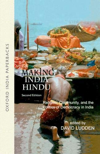 9780195682755: Making India Hindu: Religion, Community, and the Politics of Democracy in India (Oxford World's Classics)