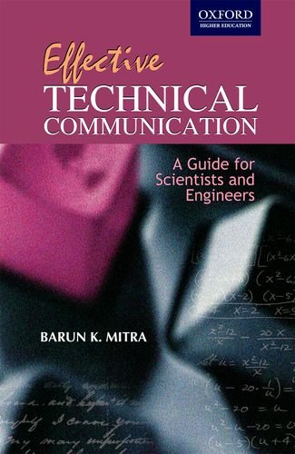 9780195682915: Effective Technical Communication: Guide for Scientists & Engineers (Oxford Higher Education)