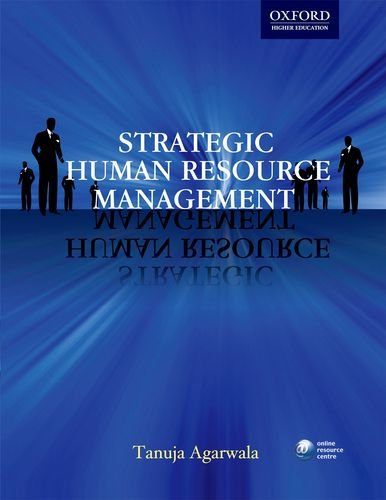 9780195683592: Strategic Human Resource Management