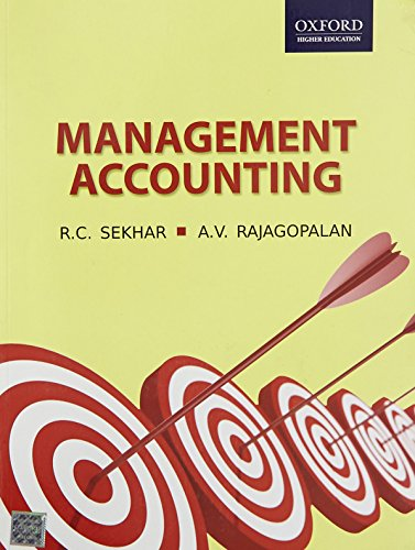 9780195683608: Management Accounting