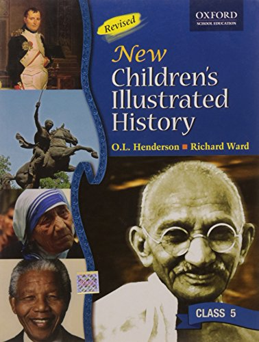 9780195683868: New Children's Illustrated History Class 5, Third Edition