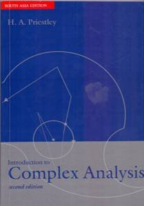 9780195684070: Introduction To Complex Analysis