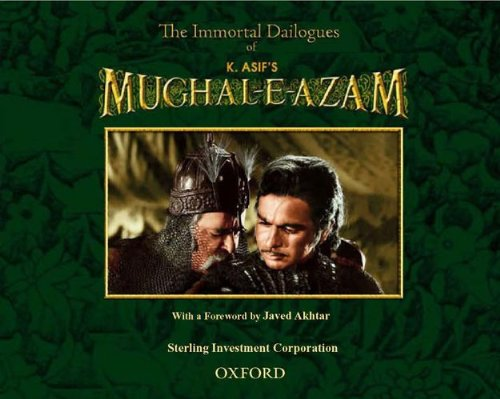 Mughal-E-Azam: Asif