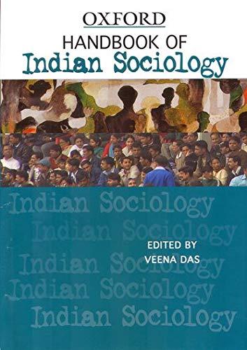 9780195685107: Handbook of Indian Sociology