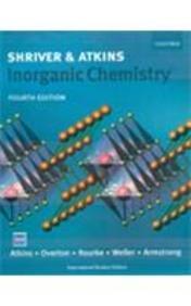 9780195685237: Shriver & Atkins Inorganic Chemistry