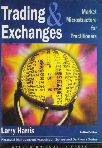 9780195685817: Trading and Exchanges: Microstructure for Practitioners