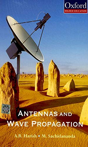 9780195686661: Antennas and Wave Propagation (Oxford Higher Education)