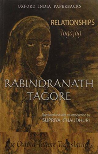Relationships (Jogajog): Rabindranath Tagore (English and Bengali: Sukanta Chaudhuri