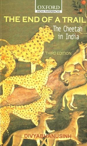 9780195686975: The Cheetah in India
