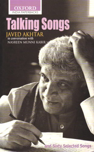 9780195687125: Talking Songs: Javed Akhtar in Conversation with Nasreen Munni Kabir