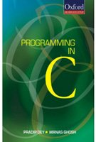 PROGRAMMING IN C.: Dev, Pradip and Manas Ghosh.