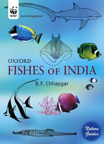 Fishes of India: B.F. Chhapgar