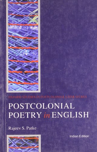 9780195688603: Oxford University Press Postcolonial Poetry In English