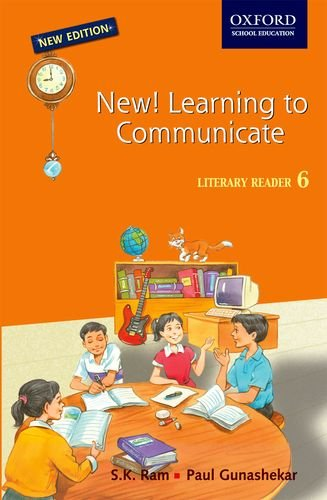 9780195688924: New Learning To Communicate Literary Reader 6