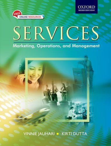 9780195689082: Services Marketing, Operations, and Management (Oxford Higher Education)