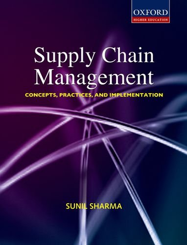 9780195689136: Supply Chain Management: Concepts, Practices, and Implementation (Oxford Higher Education)