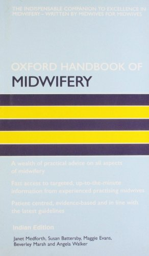 9780195689334: OXFORD HANDBOOK OF MIDWIFERY.