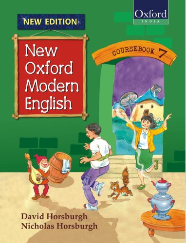 9780195689792: New Oxford Modern English Coursebook 8, 3rd Edition