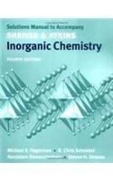 9780195690194: SOLUTIONS MANUAL TO ACCOMPANY SHRIVER & ATKINS INORGANIC CHEMISTRY.
