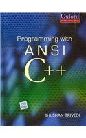 Programming with ANSI C++: Bhushan Trivedi
