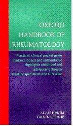 9780195690415: OXFORD HANDBOOK OF RHEUMATOLOGY.