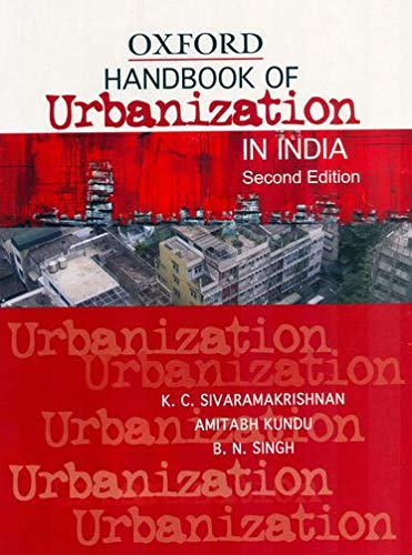 9780195690491: Handbook of Urbanization in India