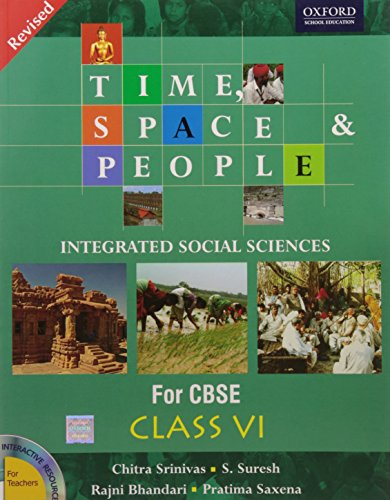 9780195690729: New Time, Space And People For Class 6