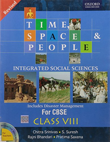 9780195690743: New Time, Space And People For Class 8