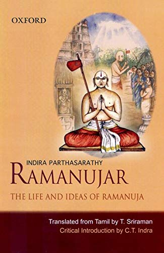 9780195691610: Ramanujar: The Life and Ideas of Ramanuja
