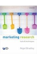 9780195691641: Marketing Research:tools And Techniques
