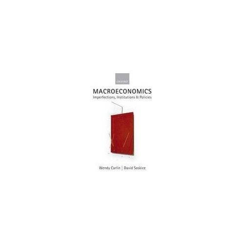 9780195691672: Macroeconomics: Imperfections, Institutions, and Policies