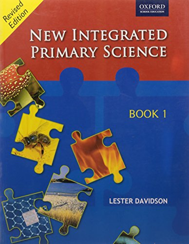 9780195691825: New Integrated Primary Science Book 1