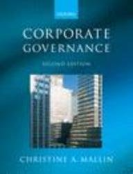9780195691948: Corporate Governance