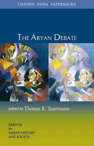 9780195692006: The Aryan Debate (Oxford India Collection) (Debates in Indian History and Society)