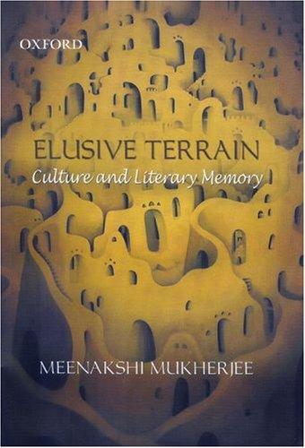9780195692082: Elusive Terrain: Culture and Literary Memory