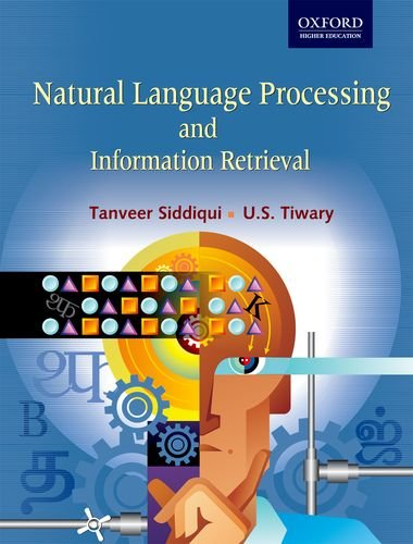 9780195692327: Natural Language Processing and Information Retrieval (Oxford Higher Education)