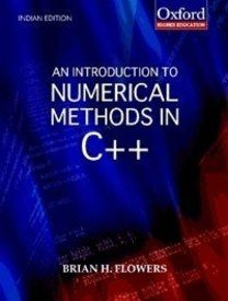 9780195692419: AN INTRODUCTION TO NUMERICAL METHODS IN C++