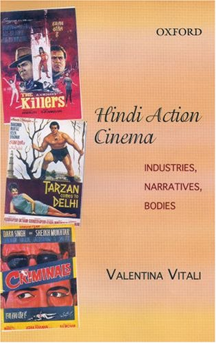 9780195692440: Hindi Action Cinema: Industries, Narratives, Bodies