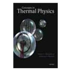 9780195694178: Concepts in Thermal Physics (Indian Edition)