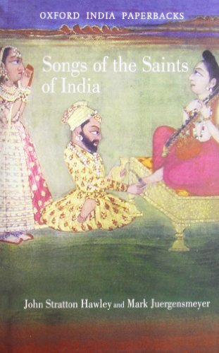 9780195694208: Songs of the Saints of India (Oxford India Paperbacks)