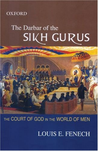9780195694239: The Darbar of the Sikh Gurus: The Court of God in the World of Men