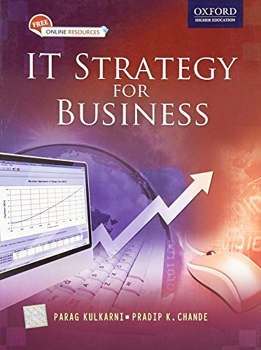 9780195694475: IT Strategy for Business (Oxford Higher Education)