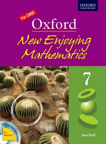 9780195694550: New Enjoying Mathematics Book 7, 2nd Edition