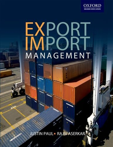 9780195694581: Export Import Management (Oxford Higher Education)