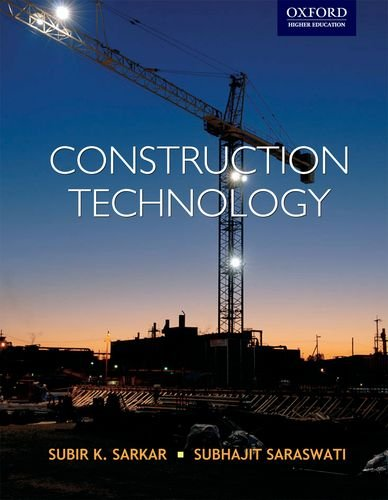 9780195694833: Construction Technology (Oxford Higher Education)
