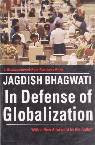 9780195695021: In Defense Of Globalization