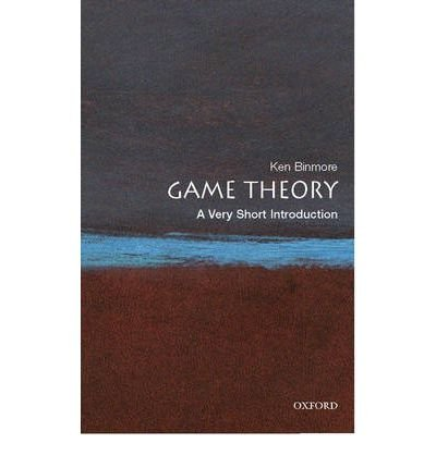 9780195695885: Game Theory: A Very Short Introduction