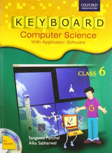 9780195696295: Keyboard Computer Science Class 6